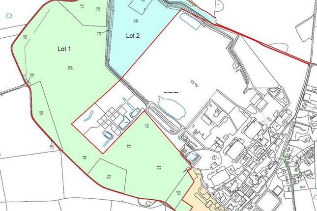 Thumbnail Commercial property for sale in Stanhoe Road, Bircham Newton, King's Lynn, Norfolk