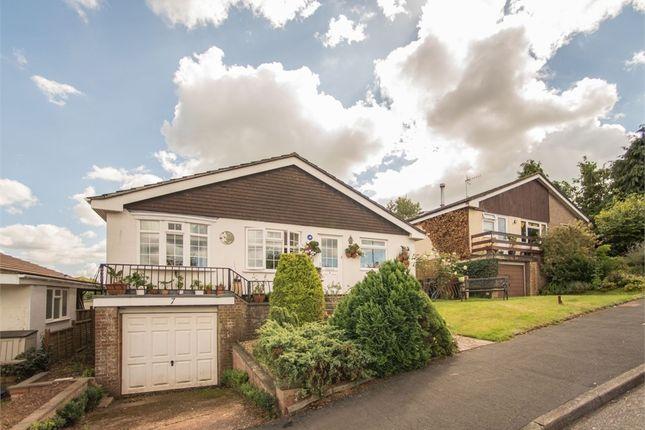 Thumbnail Detached bungalow for sale in Anstey Crescent, Tiverton, Devon