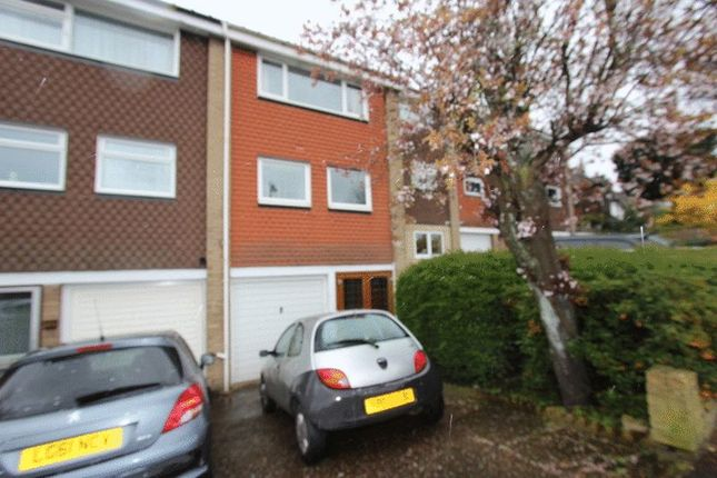 Thumbnail Town house for sale in Park Hill, Carshalton