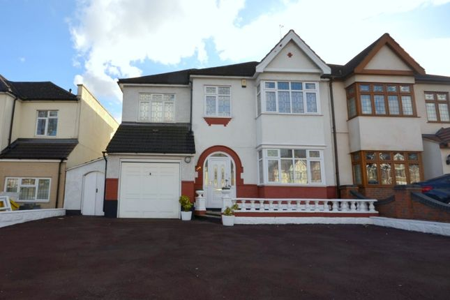 Thumbnail Property to rent in Upminster Road, Hornchurch