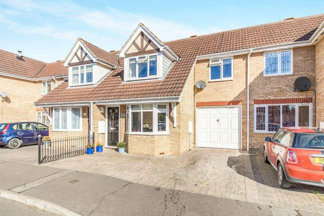 Thumbnail Terraced house for sale in Mariners Way, Maldon