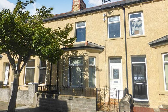 Thumbnail Terraced house for sale in Castleland Street, Barry