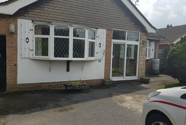 Thumbnail Bungalow to rent in Solihull Road, Shirley, Solihull