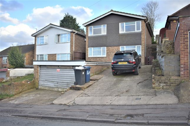 Thumbnail Detached house to rent in Carrington Road, High Wycombe