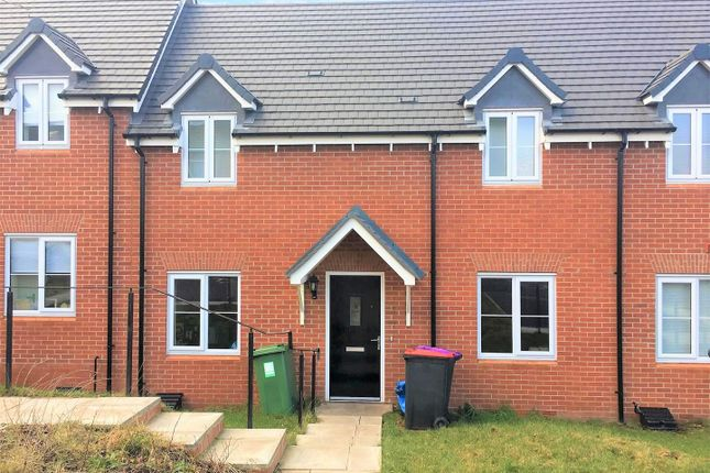 2 bed terraced house to rent in Ferridays Fields, Telford TF7