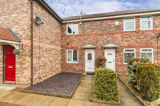 Thumbnail Terraced house for sale in Dunlin Court, Middleton, Leeds
