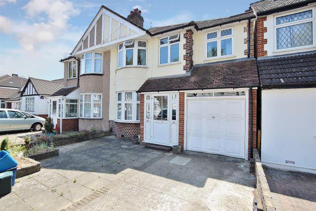 Thumbnail Semi-detached house to rent in Waverley Avenue, Whitton, Twickenham