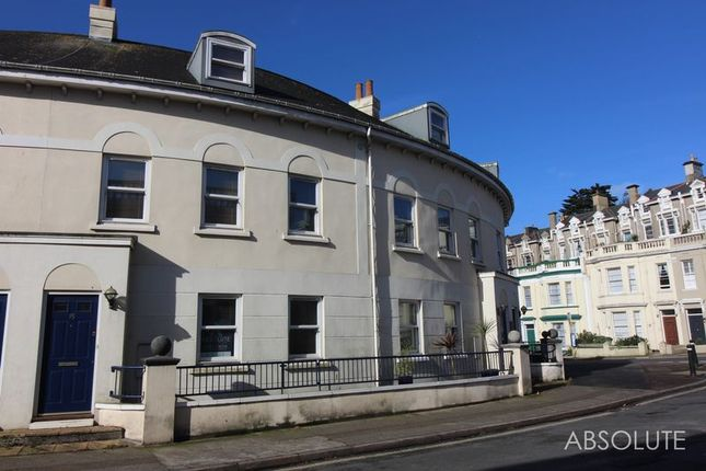 Thumbnail Terraced house to rent in Lisburne Place, Lisburne Square, Torquay