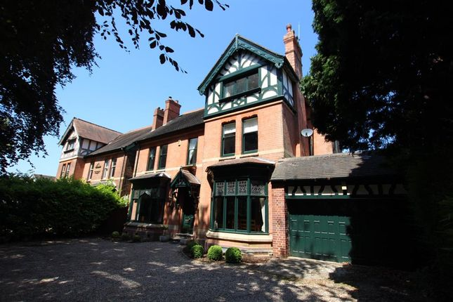 Thumbnail Detached house for sale in Vesey Road, Sutton Coldfield