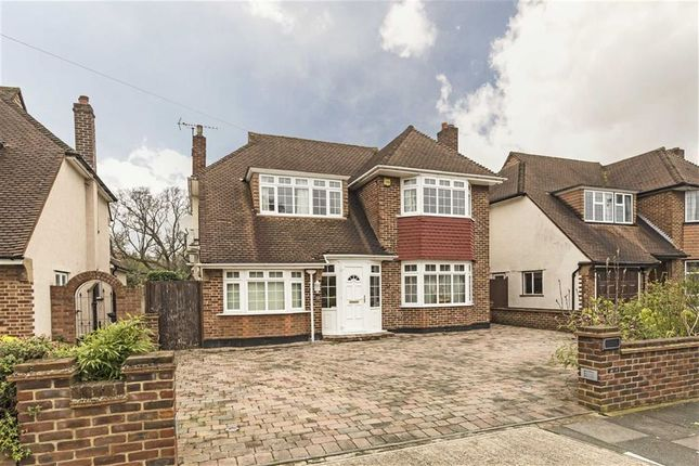 Thumbnail Property to rent in Wendover Drive, New Malden