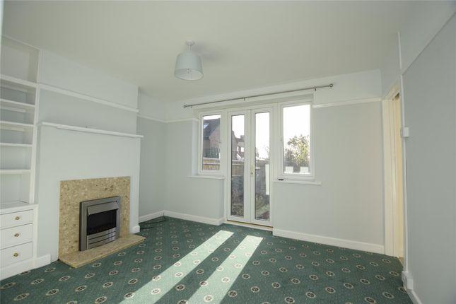 Thumbnail Semi-detached bungalow to rent in Dark Lane, Sunningwell, Abingdon, Oxfordshire