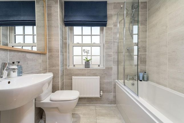 "Family Bathroom of ""Bradgate"" at Market Road, Thrapston, Kettering NN14"