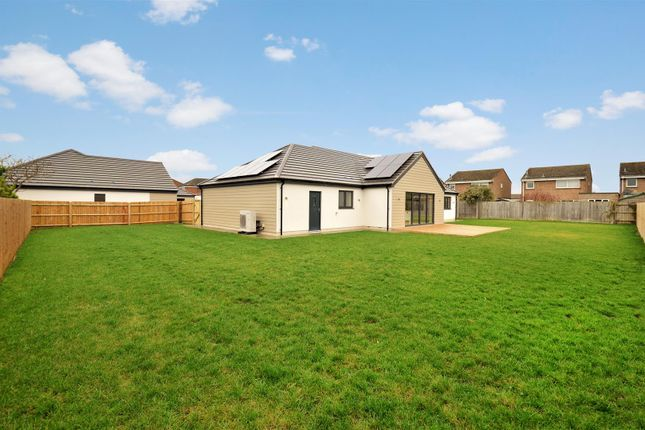 Thumbnail Detached bungalow for sale in Byron Way, Bicester