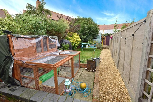 Rear Garden of The Close, Weston Road, Ravenstone, Olney MK46