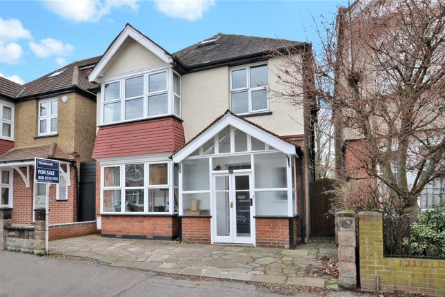 Thumbnail Detached house for sale in Norman Road, Sutton
