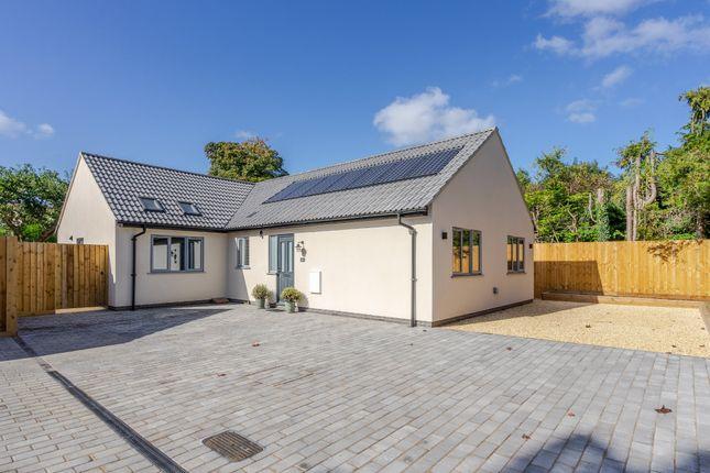 Thumbnail Detached bungalow for sale in Bristol Road, Chippenham