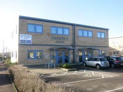 Thumbnail Office to let in St Thomas Place, - Prospect House, Suite 3, Ely, Cambridgeshire
