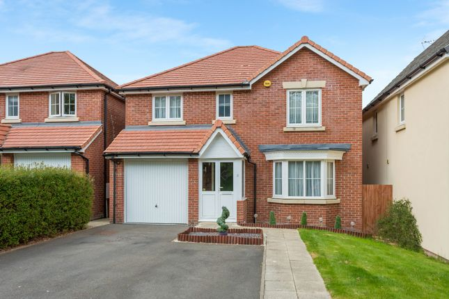 4 bed detached house for sale in Hertford Close, Croxley Green, Hertfordshire