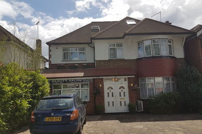 Thumbnail Detached house for sale in Whitchurch Lane, Canons Park, Middlesex