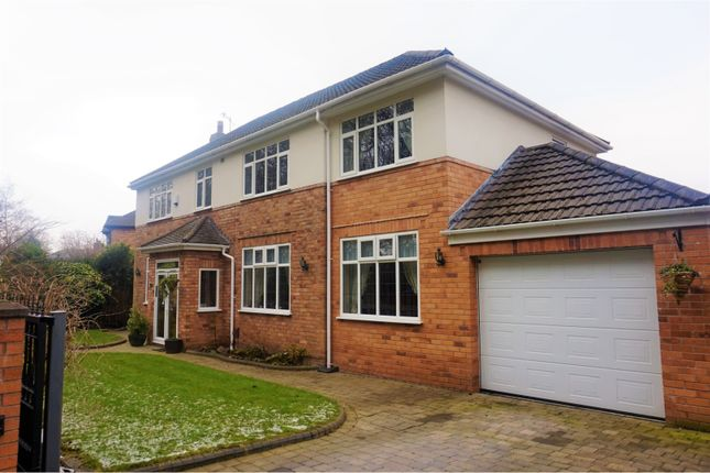 Thumbnail Detached house for sale in Countisbury Drive, Liverpool