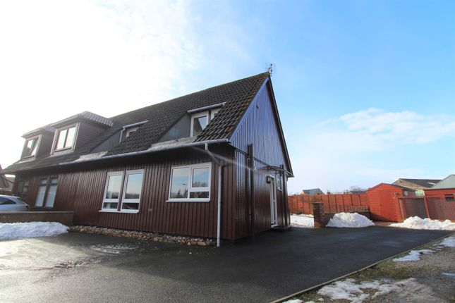 Thumbnail Semi-detached house for sale in Simpson Avenue, Inverurie