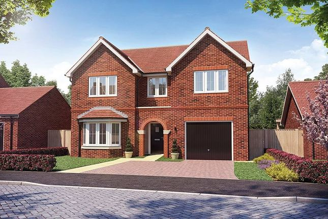 """Thumbnail Detached house for sale in """"The Natland"""" at Church Road, Long Hanborough, Witney"""