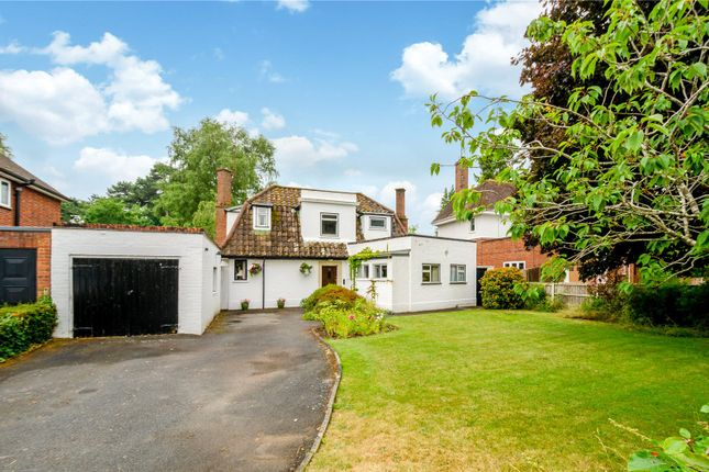 Thumbnail Detached house for sale in Hill View Road, Worcester