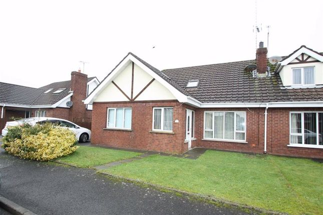 Thumbnail Semi-detached bungalow for sale in Cumber Grange, Ballynahinch, Down