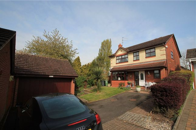 Thumbnail Detached house to rent in Priest Meadow Close, Astwood Bank