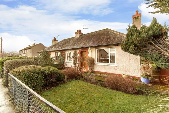 Thumbnail Semi-detached bungalow for sale in 32 Campview Road, Bonnyrigg