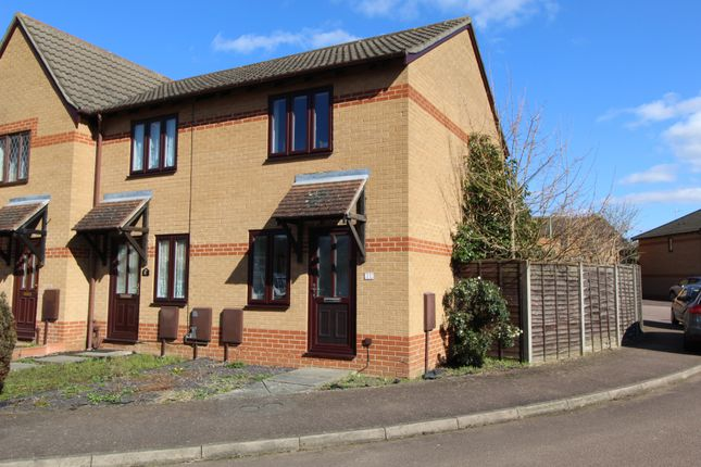 End terrace house to rent in Earlstoke Close, Banbury