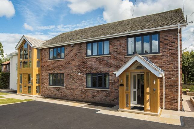 Thumbnail Flat to rent in Stanley Terrace, Knutsford Road, Alderley Edge