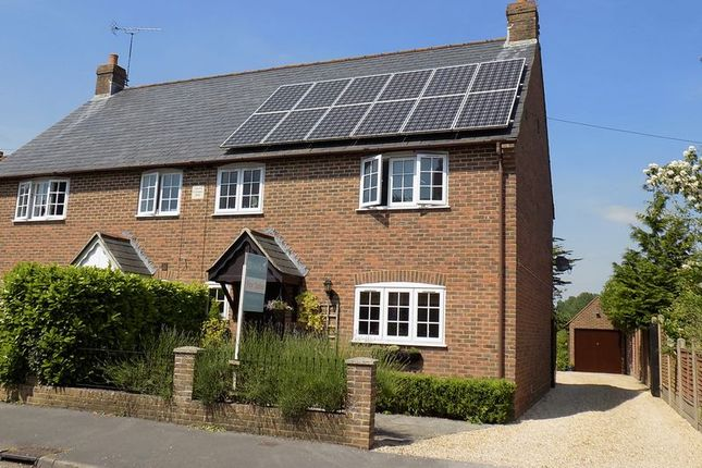 Thumbnail Semi-detached house for sale in High Street, Puddletown, Dorchester