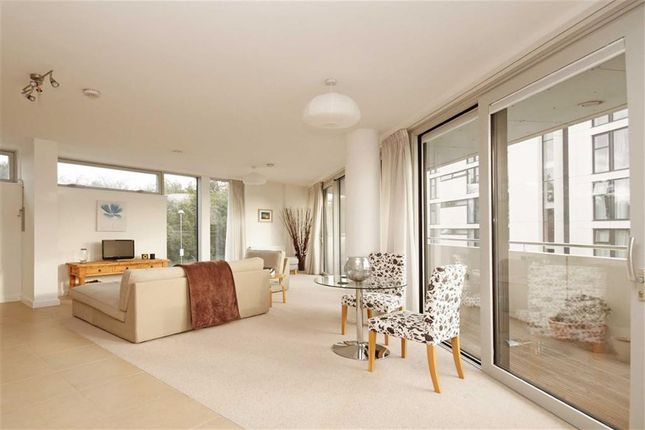 Thumbnail Flat for sale in Colonial Drive, Bollo Lane, London