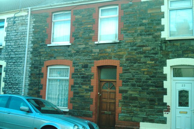 Thumbnail Terraced house to rent in Olive Steet, Port Talbot