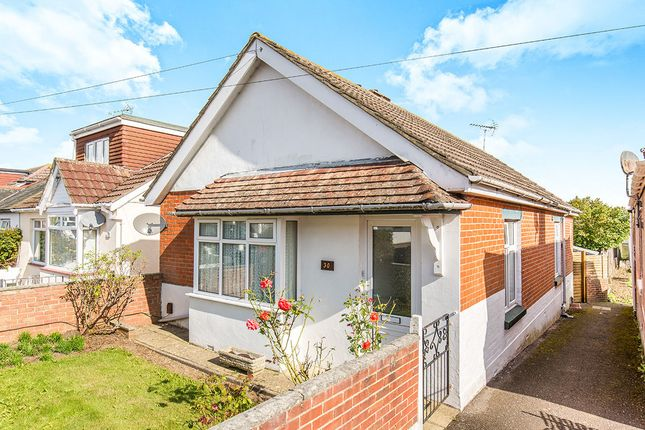 Thumbnail Bungalow for sale in Lansdowne Avenue, Purbrook, Waterlooville