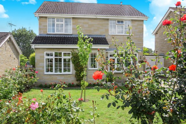 Thumbnail Detached house for sale in Rushwood Close, Haxby, York