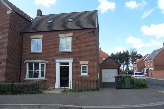 Thumbnail Semi-detached house to rent in Prospect Avenue, Easingwold, York