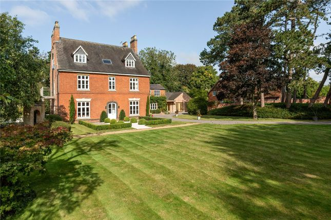 Thumbnail Detached house for sale in Toft, Dunchurch, Rugby, Warwickshire
