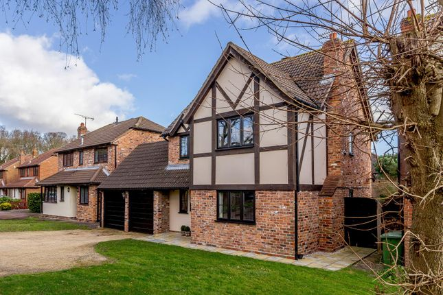 Thumbnail Detached house for sale in The Lindens, Langdon Hills, Basildon