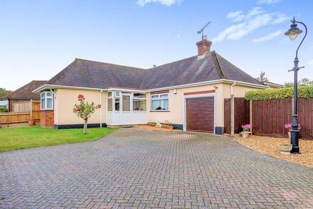 Thumbnail Detached bungalow for sale in Rownhams Way, Rownhams, Southampton