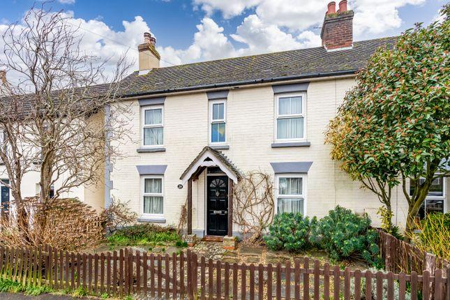 Thumbnail Semi-detached house for sale in Osborne Road, Warsash