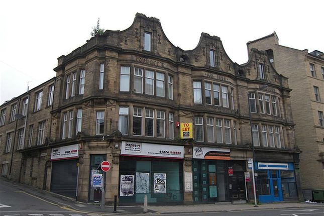 Thumbnail Flat for sale in Sunbridge Road, Bradford, West Yorkshire