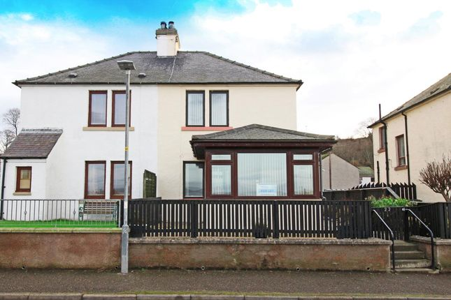 Thumbnail Semi-detached house to rent in Bayview Crescent, Cromarty