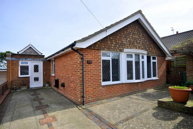Thumbnail Detached bungalow for sale in Rangemore Drive, Eastbourne