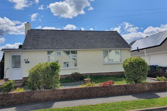 Thumbnail Detached bungalow for sale in Crosthwaite Gardens, Keswick, Cumbria