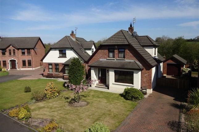 3 bedroom detached house for sale in 11, Garvey Wood, Ballymena