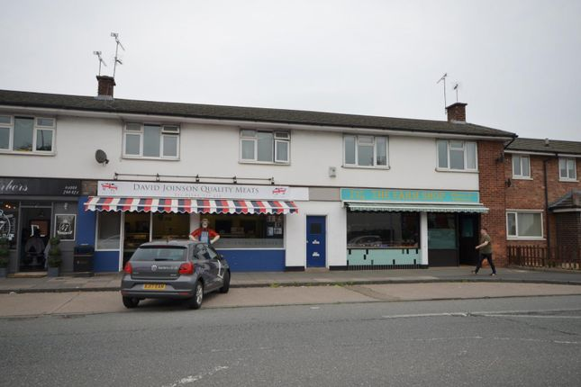 Thumbnail Flat to rent in Christleton Road, Boughton, Chester
