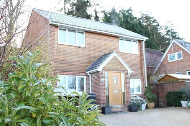 Thumbnail Detached house to rent in Chilton Way, Hungerford, 0Jr.