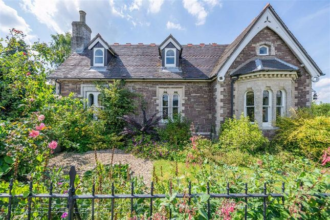 Thumbnail Detached house for sale in Maryport Street, Usk, Monmouthshire